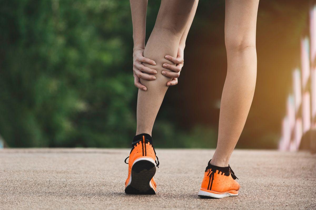 dores na parte inferior da perna