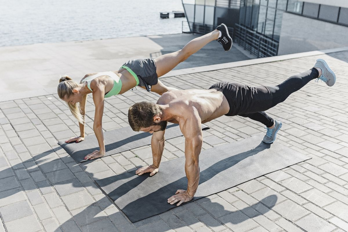 grupos musculares devem ser foco