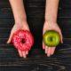 substitutos saudáveis de doces