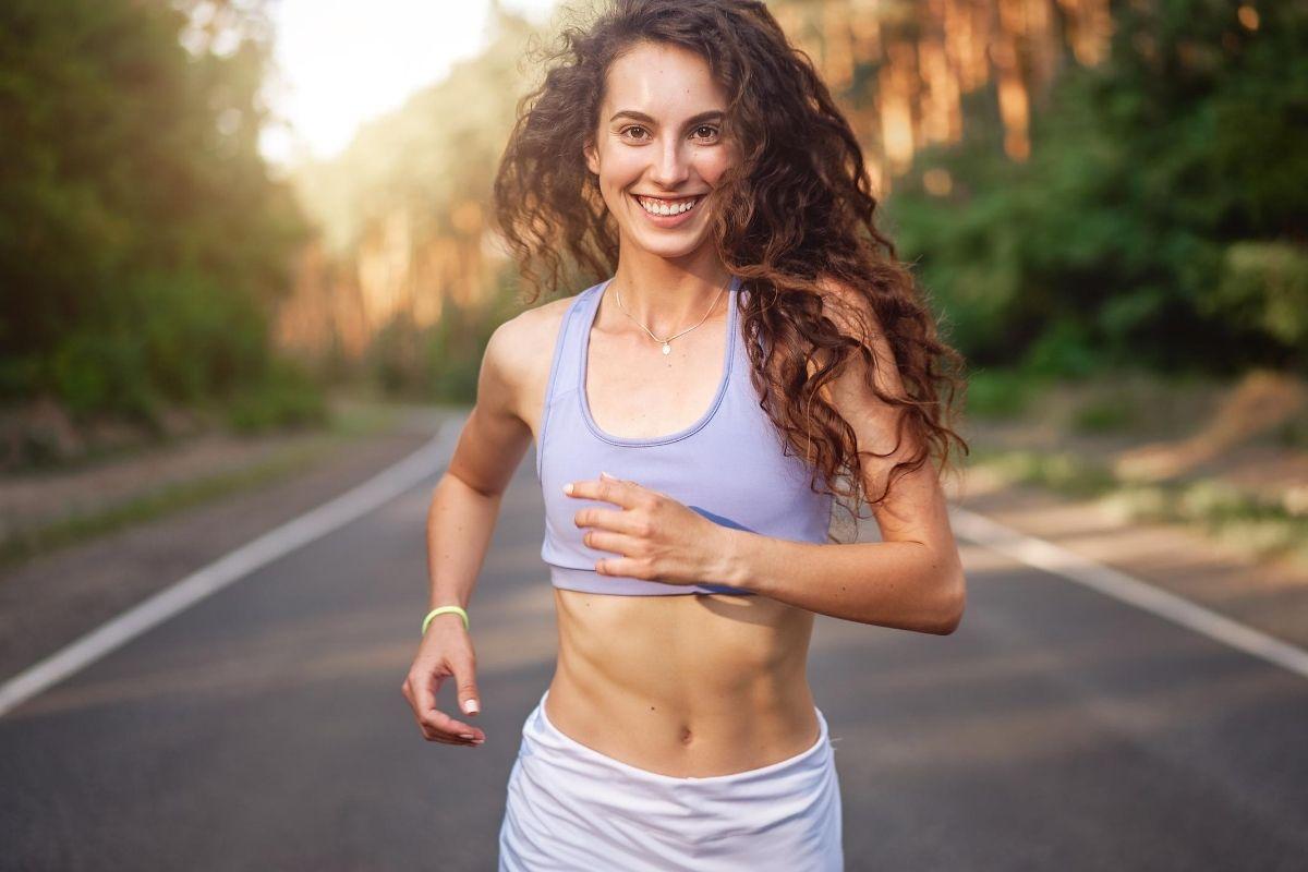 benefícios da corrida para mulheres