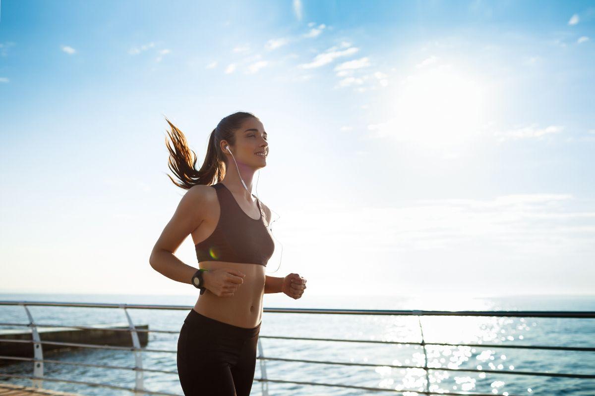 correr ajuda a queimar gordura