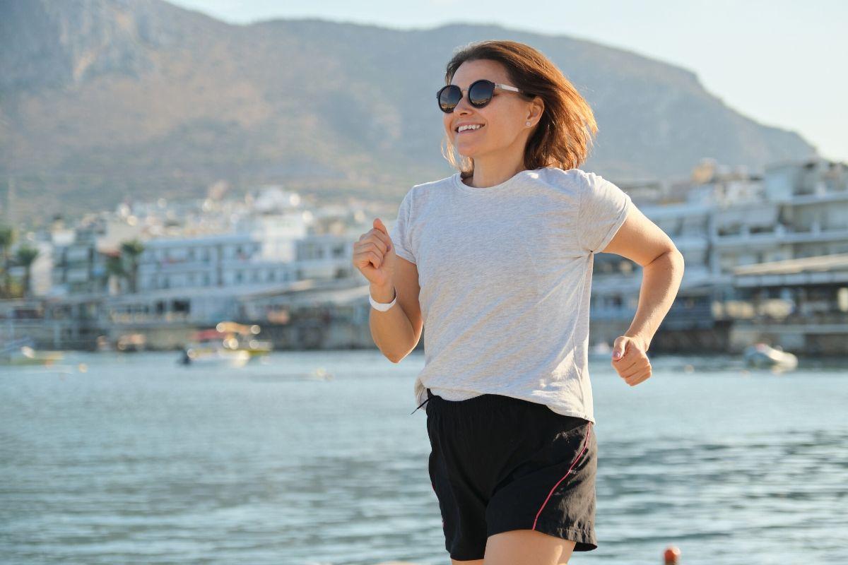 corrida para mulheres acima dos 40