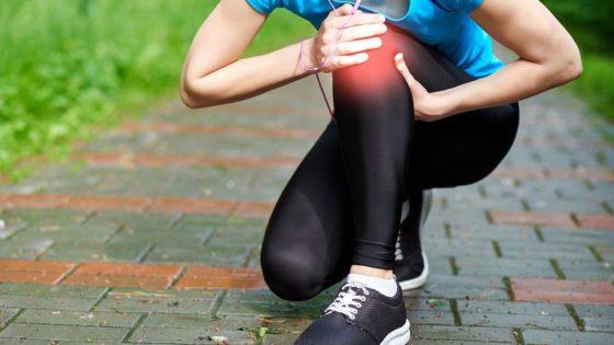 lesões mais comuns entre os iniciantes