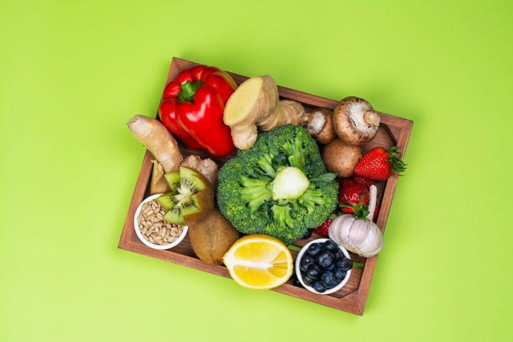 melhores alimentos para imunidade